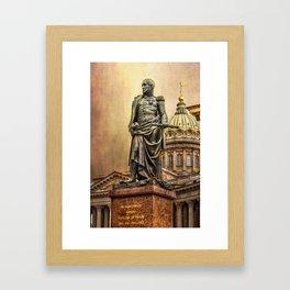 Russian Field Marshal Barclay de Tolly by LudaNayvelt Share      Facebook     Tumblr-wide  Favorite Framed Art Print