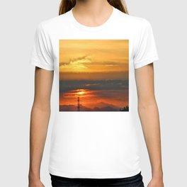 Sunset Horizon T-shirt