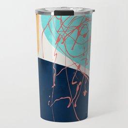 Shapes Abstract 20 Travel Mug