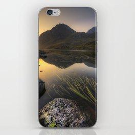 Tryfan Mountians iPhone Skin