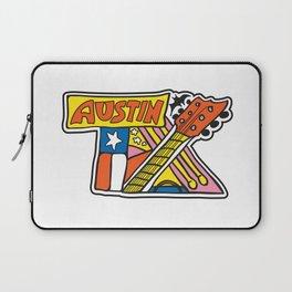 Austin TX Laptop Sleeve