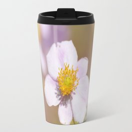 Anemone in the Garden Travel Mug