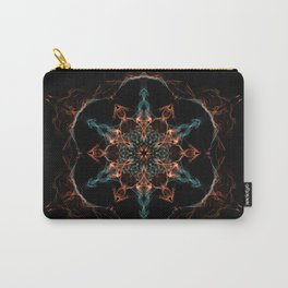 Primordial Star Mandala Carry-All Pouch