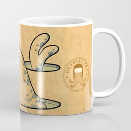 Foca con pesce Coffee Mug
