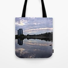 Grenadier Pond, High Park Tote Bag
