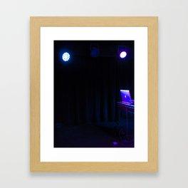 Concerts of the Kids Framed Art Print