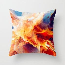 Tzón Throw Pillow