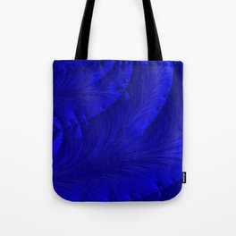 Renaissance Blue Tote Bag