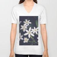 serenity V-neck T-shirts featuring Serenity by Kameron Elisabeth
