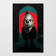 Humpty Dumpty Canvas Print
