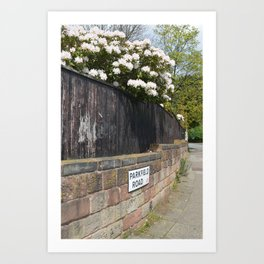 parkfield Art Print