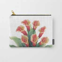 Calla Lily 2 Carry-All Pouch