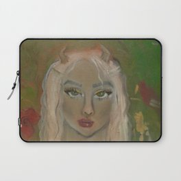 faun girl Laptop Sleeve