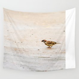 sparrow Wall Tapestry
