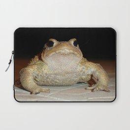 Common European Toad Laptop Sleeve