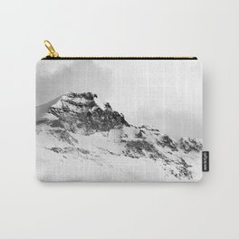 Snowy Peak Carry-All Pouch