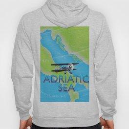Adriatic Sea Hoody