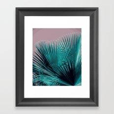 Tropical Dream #society6 Framed Art Print
