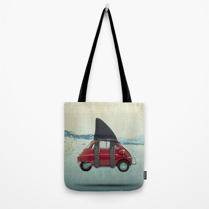 isetta shark Tote Bag