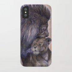 Royalty iPhone X Slim Case