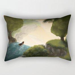 B.A.D. Rectangular Pillow