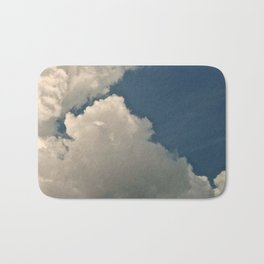 thousand years series (father) Bath Mat