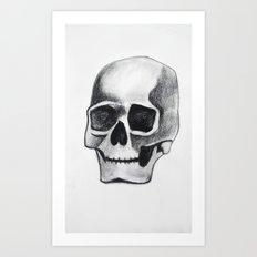Peculiar Anatomy Art Print