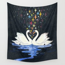 Love song Wall Tapestry