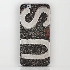 B-US-ES iPhone & iPod Skin