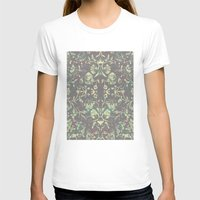 medieval T-shirts featuring Medieval Symmetry by Shute Illustration
