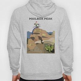Mailbox Peak, Washington Hoody