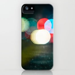 Northern California Lights iPhone Case