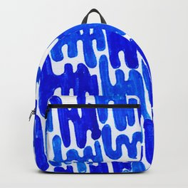 Blue Frizz Backpack