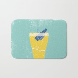Save the Ales Bath Mat