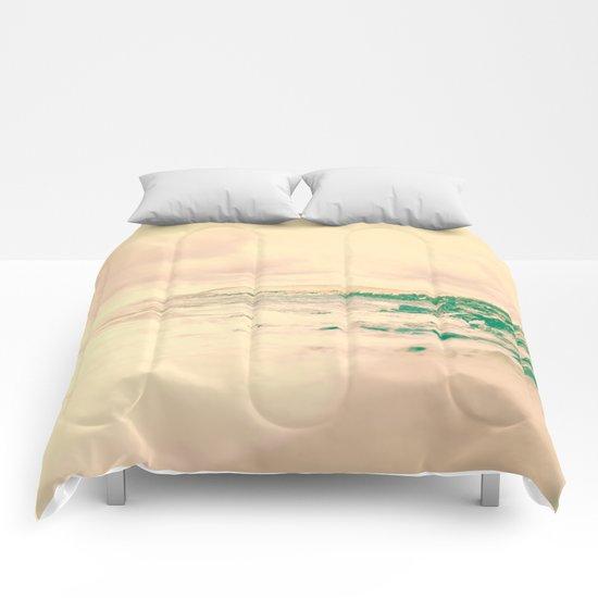 Fade to .. summer Comforters