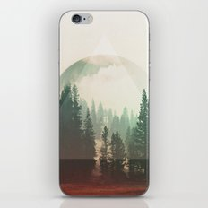 Moon Forest iPhone & iPod Skin