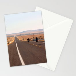 Route 66 in Arizona Stationery Cards