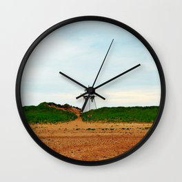 Stanhope PEI Lighthouse and Beach Wall Clock