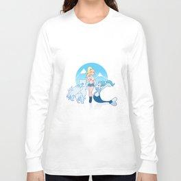 Joanne x Sun and Moon Long Sleeve T-shirt