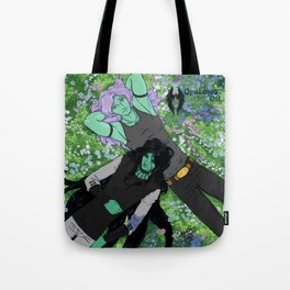 Opalond VII and Etran - With you Tote Bag