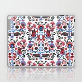 The French Bulldog of Folk Laptop & iPad Skin
