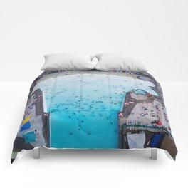 Wild Waves Wave Pool Comforters