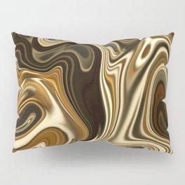 Mont Blanc -Gorgeous Marble Style- Pillow Sham
