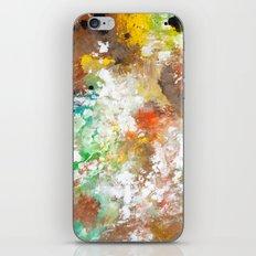 Elbow Falls  iPhone & iPod Skin