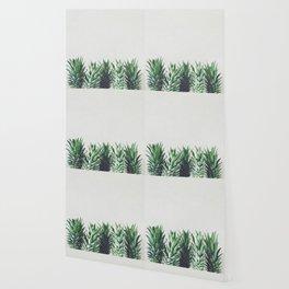 Pineapple Leaves Wallpaper