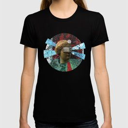 Wonder Wood Dream Mountains - The Demon Cleaner Series · Hall of the Mountain Grill · Crop Circle T-shirt