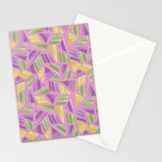 Tropical Geo Stationery Cards