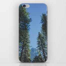 Forest Peak iPhone Skin