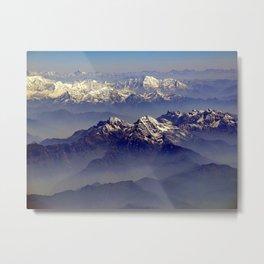 Himalayas Landscape Metal Print