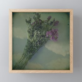 Lilacs Framed Mini Art Print